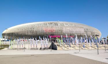 Hotels near Tauron Krakow Arena