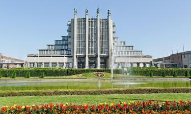 Hotels near Brussels Expo