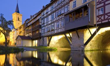 Hotels near Krämerbrücke