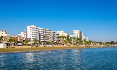 Hotels near Finikoudes Promenade