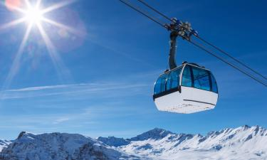 Hotels near Mount Lussari Cable Car