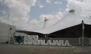 Hoteles cerca de Expo Guadalajara