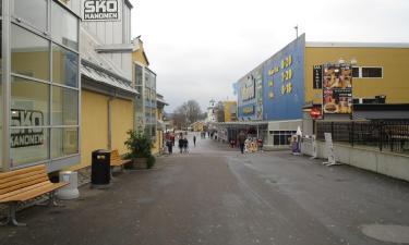 Hotell nära Gekås Ullared varuhus