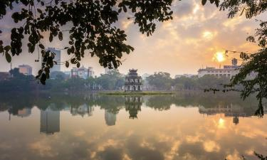 Hotels near Hoan Kiem Lake