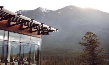 Hotéis perto de: The Banff Centre