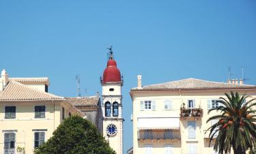 Hotels near Saint Spyridon Church