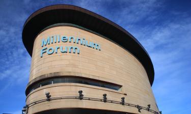 Hotels near The Millennium Forum
