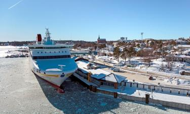 Hotell nära Nynäshamns färjeterminal