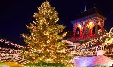 Hotels near Lubeck Christmas Market