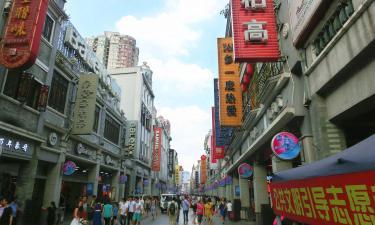 Shangxiajiu Pedestrian Street: Hotels in der Nähe