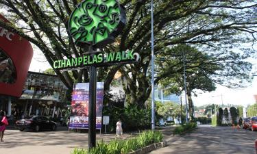 Ξενοδοχεία κοντά σε Cihampelas Walk