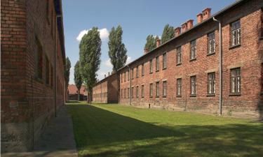 Hotels near Auschwitz