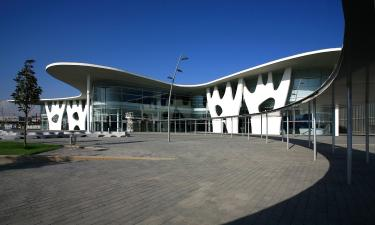 Hotels near Fira Gran Via Convention Center