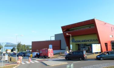 Hoteli u blizini znamenitosti 'Zabavni park Aqualand Moravia'