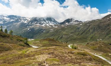 Hotels near Simplon Pass