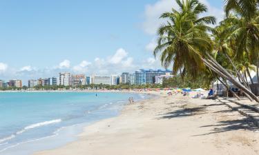 Hotels near Ponta Verde Beach