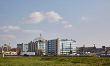 """Лікарня """"Сан-Рафаель"""": готелі поблизу"""