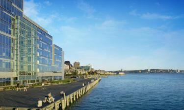 Hotels near Halifax Waterfront Boardwalk
