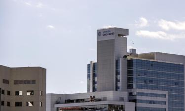 Hotels near Hospital Sirio Libanes