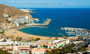Hoteles cerca de Playa de Amadores