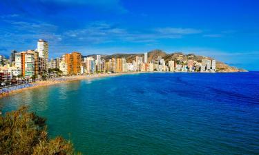 Hotels near Levante Beach