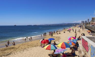 Hotels near Playa Ancha