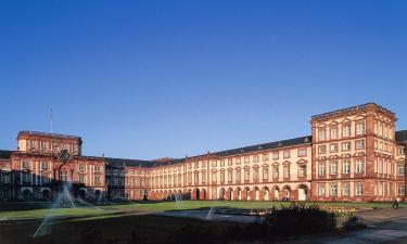 Universität Mannheim: Hotels in der Nähe
