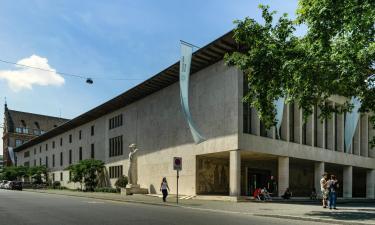 Hôtels près de: Université de Bâle