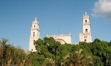 מלונות ליד Merida Cathedral