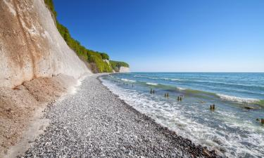 Hotels near Jasmund chalk cliffs/Jasmund National Park