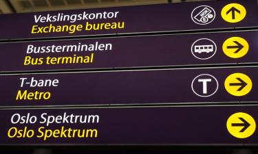 Hotels near Oslo Bus Terminal