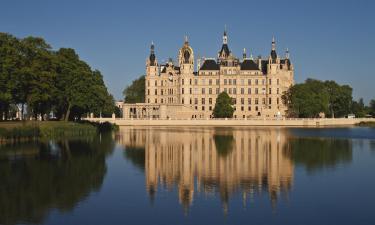 Schweriner Schloss: Hotels in der Nähe