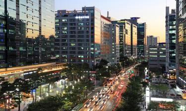 Hotels near Guro Digital Complex