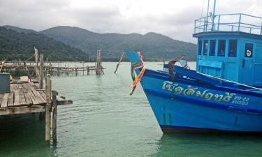 Bang Bao Fisherman Village: Hotels in der Nähe
