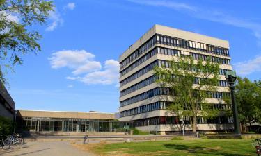 Universität Regensburg: Hotels in der Nähe