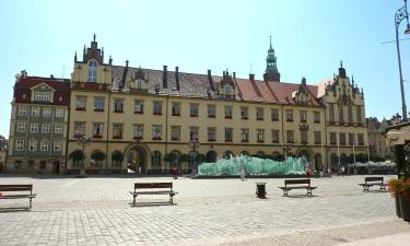 Hotele w pobliżu miejsca Rynek we Wrocławiu