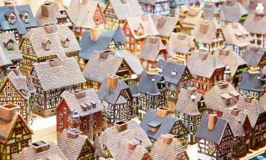 Weihnachtsmarkt Colmar: Hotels in der Nähe