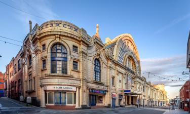 Hotels near Blackpool Winter Gardens Theatre