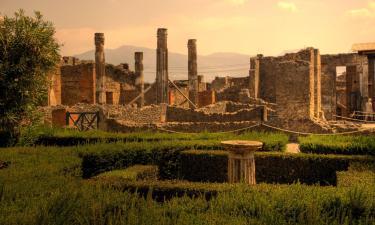 Hotels near Pompeii Ruins