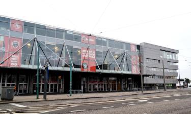 Hotels near Antwerps Sportpaleis