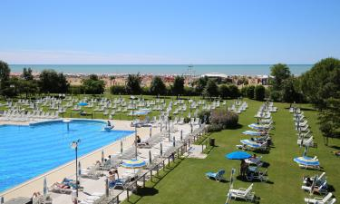 Hotels near Bibione Spa