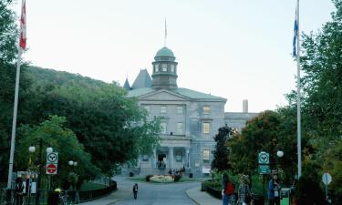 Hotéis perto de: McGill University