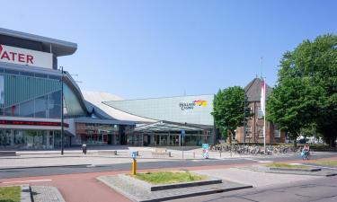 Hotels near Holland Casino Breda