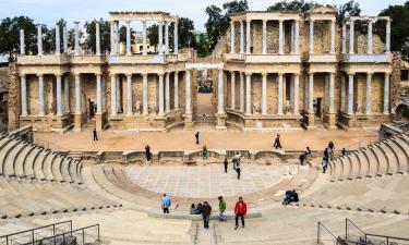 Hotels near Roman Theatre & Amphitheatre