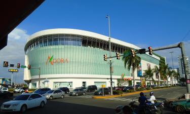 מלונות ליד Agora Mall