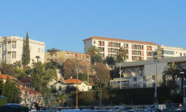 Hotels near University of Nice Sophia Antipolis