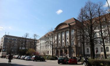 Universität Innsbruck: Hotels in der Nähe