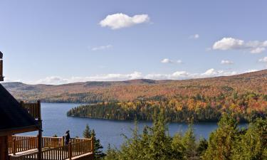 Hotéis perto de: Lago Sacacomie