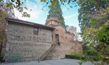 Hotels near Boyana Church