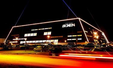 Hotels near Jyske Bank Boxen